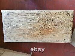 Lightly Distressed Solid Oak Old Charm Hallway, Pot, Bathroom, Kitchen, Cupboard