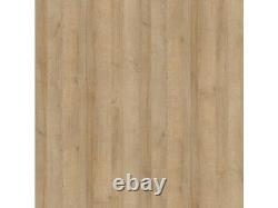 Modern Sideboard White Gloss Oak Finish Cabinet 4 Door Square Cupboard Balder