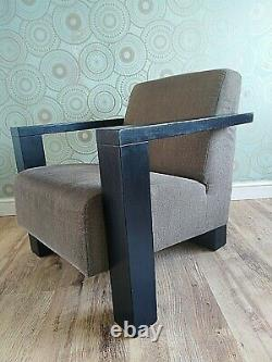 Outstanding HIROSHI FUJUWARA Tokyo Original Designer Armchair / Easy Chair