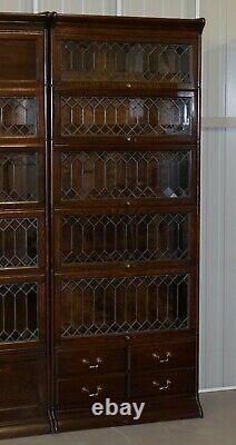 Angus Scotland & England Suite De 3 Grandes Gunn Library Library Library Legal Stacking Libraries