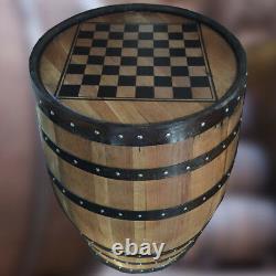 Armoire À Boissons Balmoral Balmoral En Bois Massif De Whisky De Chêne Recyclé