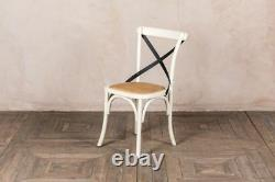 Bentwood Dining Chairs Oak Wooden Chairs Cross Back Dining Chairs