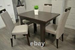 Ensemble À Manger! Petite Table À Manger Extensible Et 4 Chaises Pour Toutes Les Chambres! Arte2