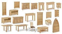 Table De Console De Chêne Léger Regal / Unité Hallway Moderne / Unité Téléphonique En Bois Massif