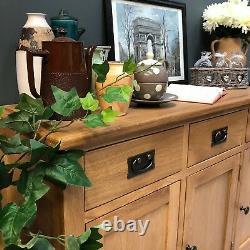 Vasque De Rangement En Chêne Léger / Bois Massif / Dressing Nouveau